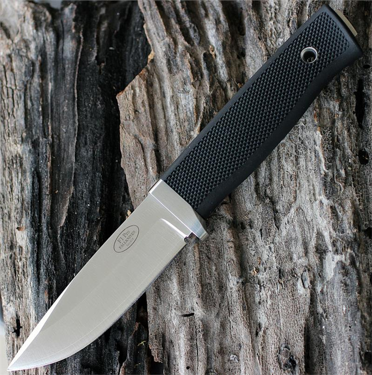 Fallkniven F1PRO Series Professional Survival Knife 4 in Lam.CoS Blade Steel