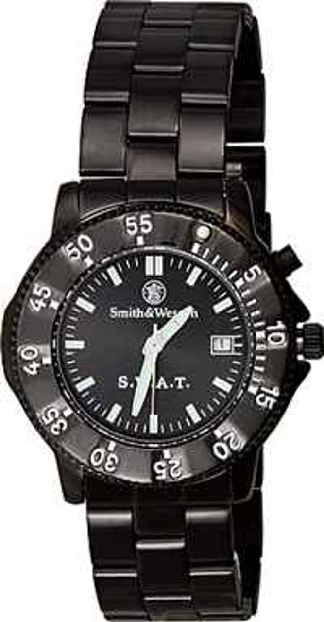 Smith & Wesson Men's S.W.A.T. Watch