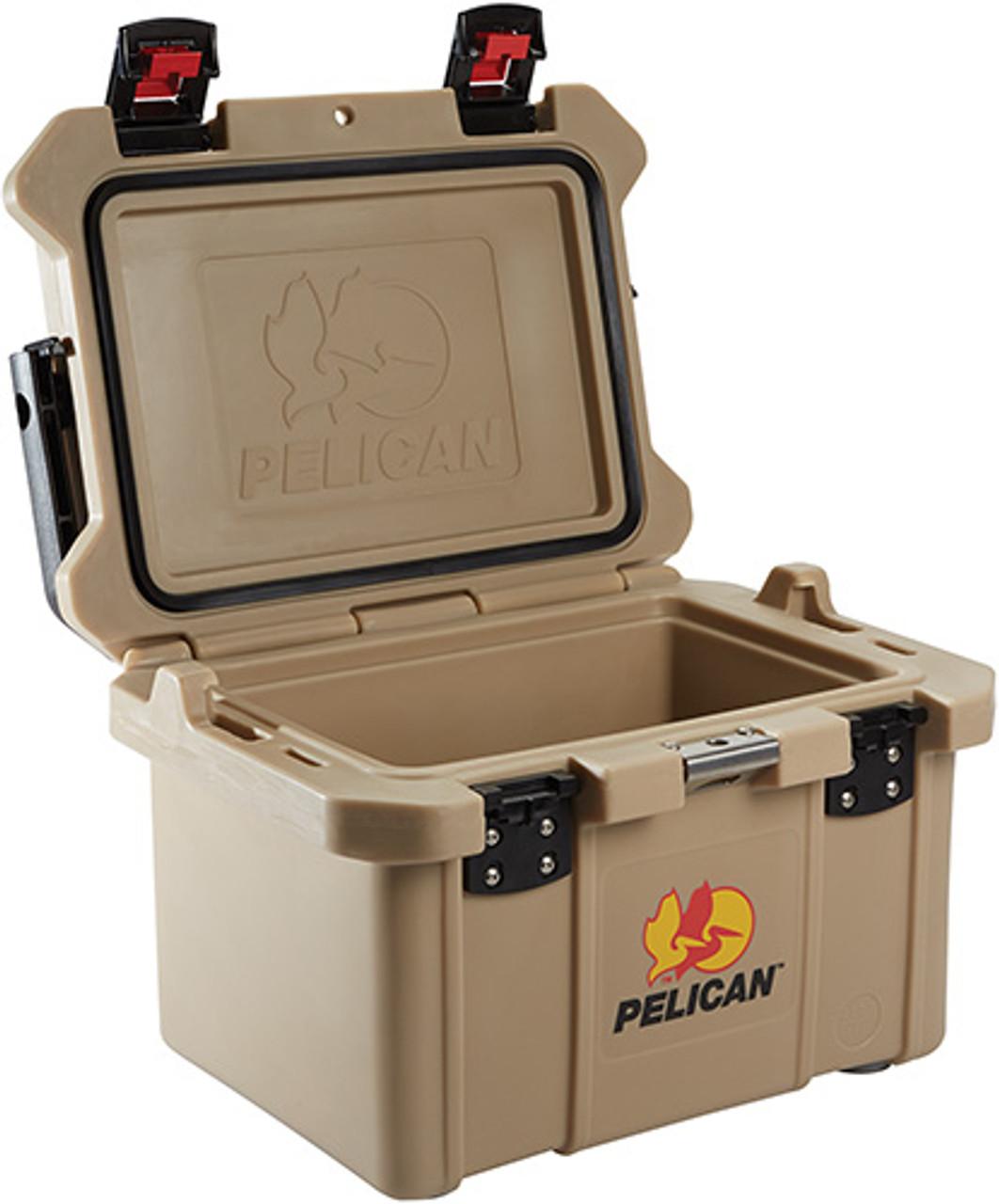Pelican Elite 20QT Tan Cooler
