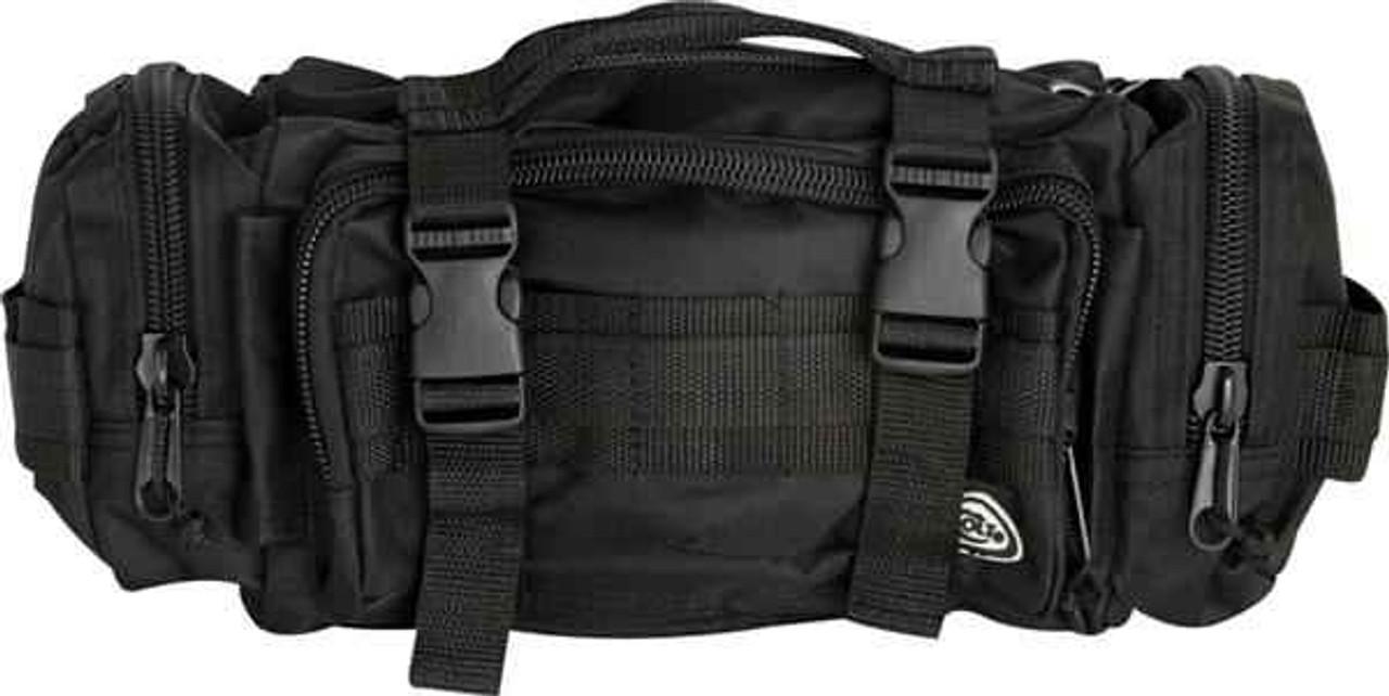 Colt Concealed Carry Pistol Pk Heavy duty black ballistic nylon construction