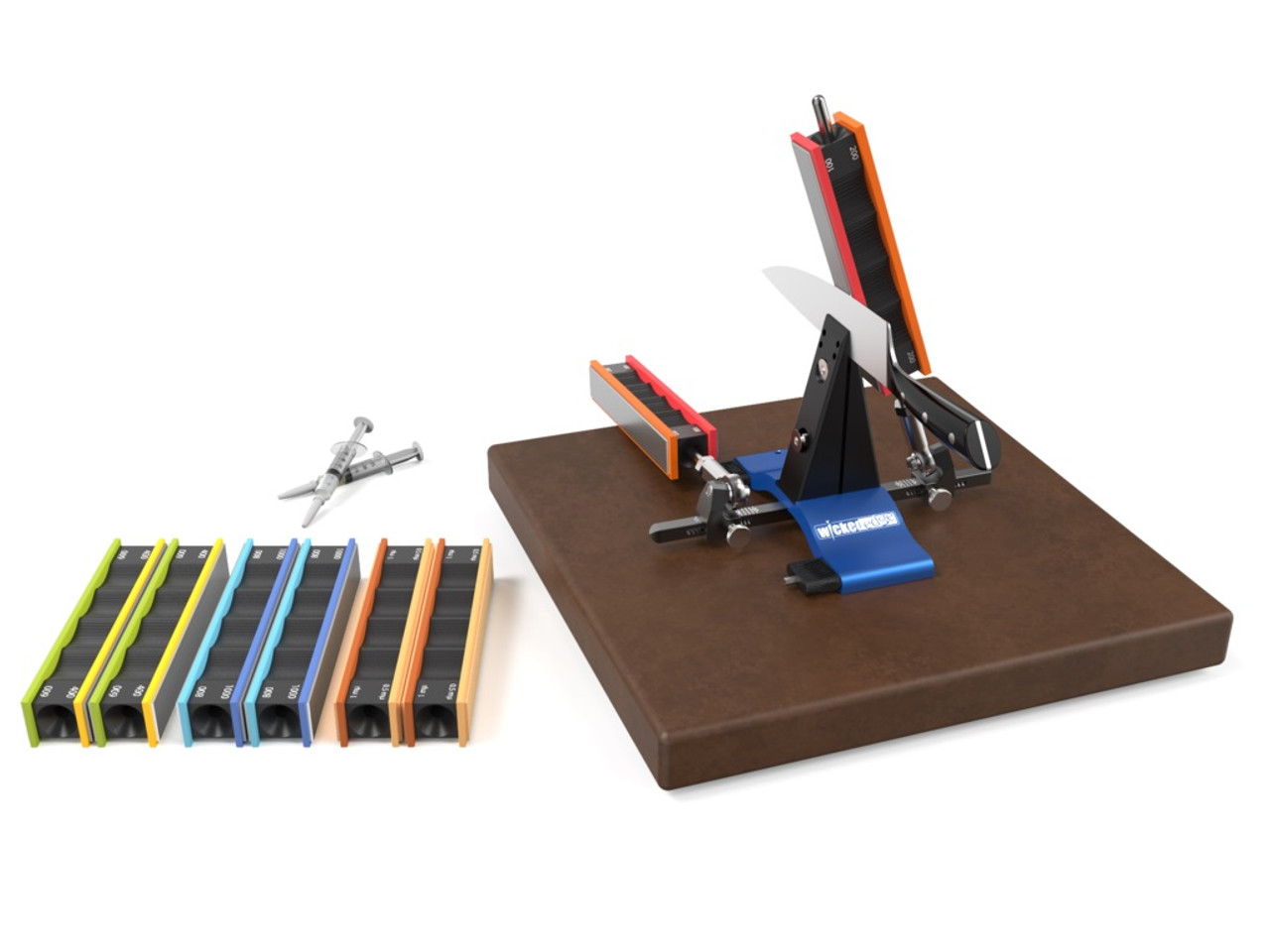 Wicked Edge WE100PR1 Pro-Pack 1, Sharpening System