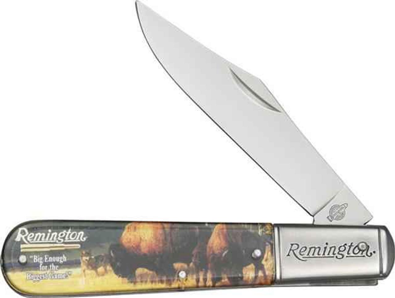 Remington Large Barlow, Standoff - Big Enough for the Biggest Game