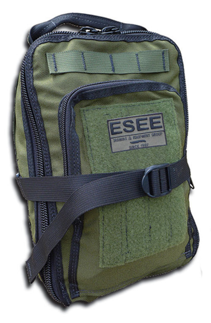 ESEE Izula Gear Survival Bag, OD Green