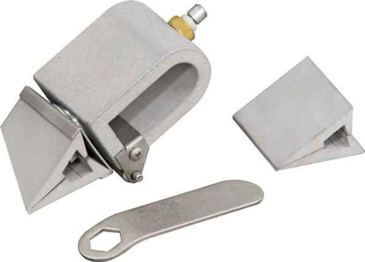 KME Self-Aligning Broadhead and Replacement Blade Sharpener.