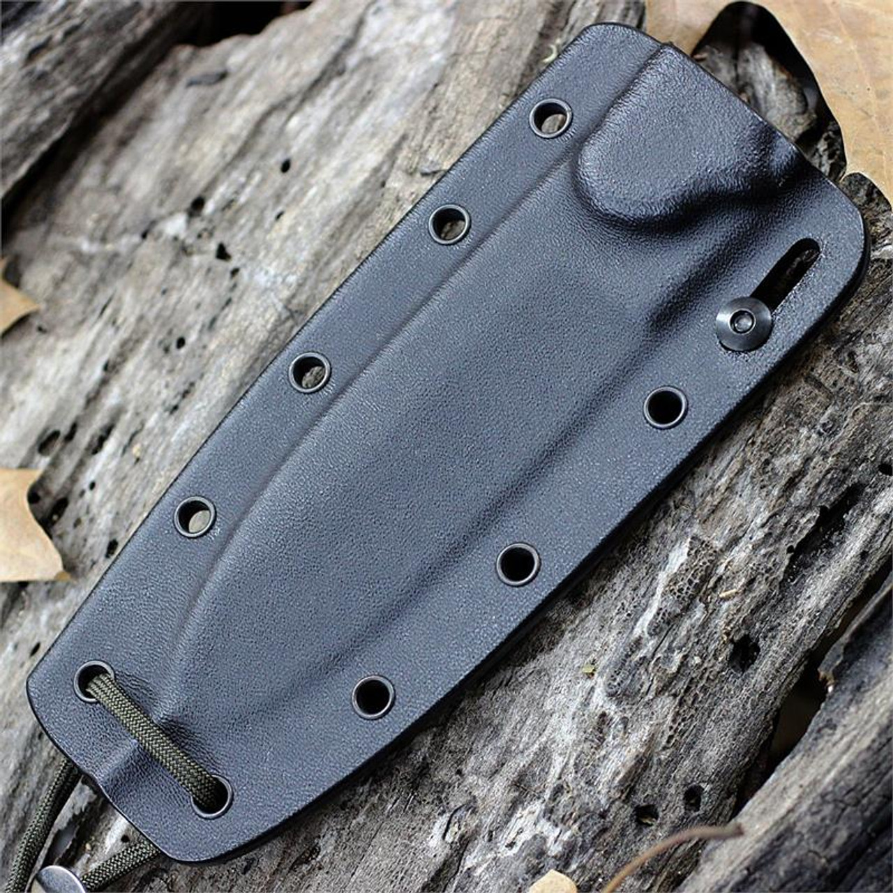 ESEE Knives Laser Strike Kydex Sheath, Black