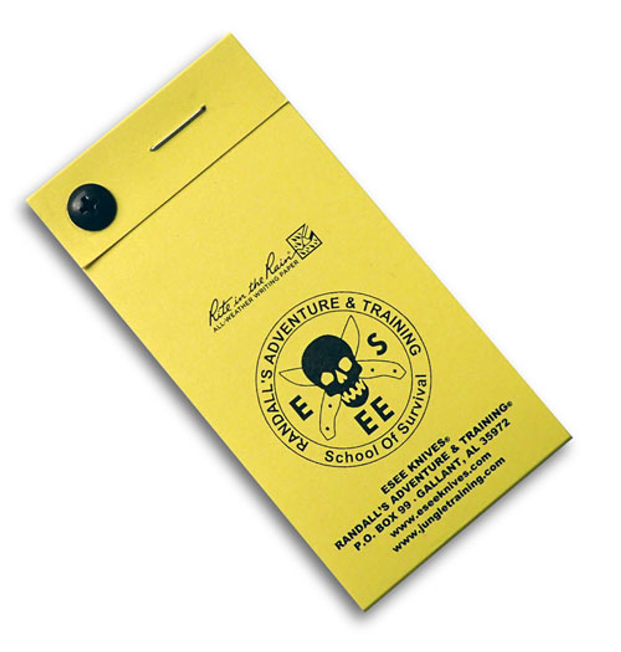 ESEE Izula Gear Pocket Navigation and Survival Cards w/ Rite in Rain Notepad
