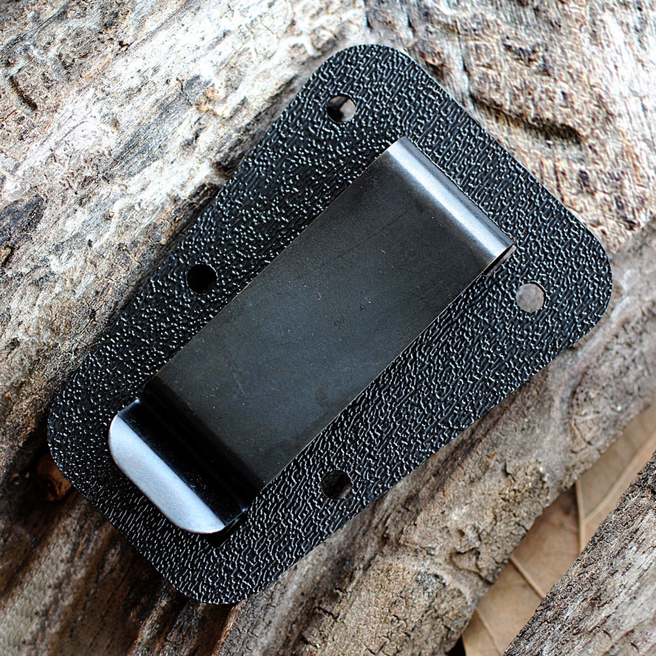 ESEE IZULA Knife, OD Green, Concealed Carry Knife, Clip Plate