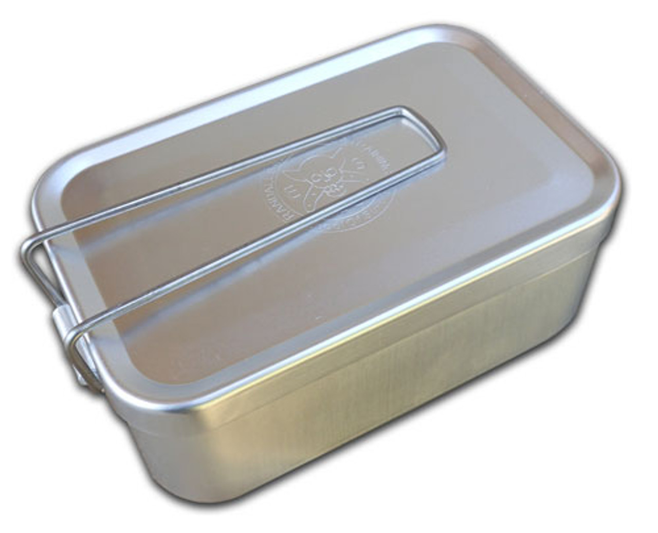 ESEE Knives KIT-TIN, Aluminum Tin w/ Randall's Adventure & Training Logo