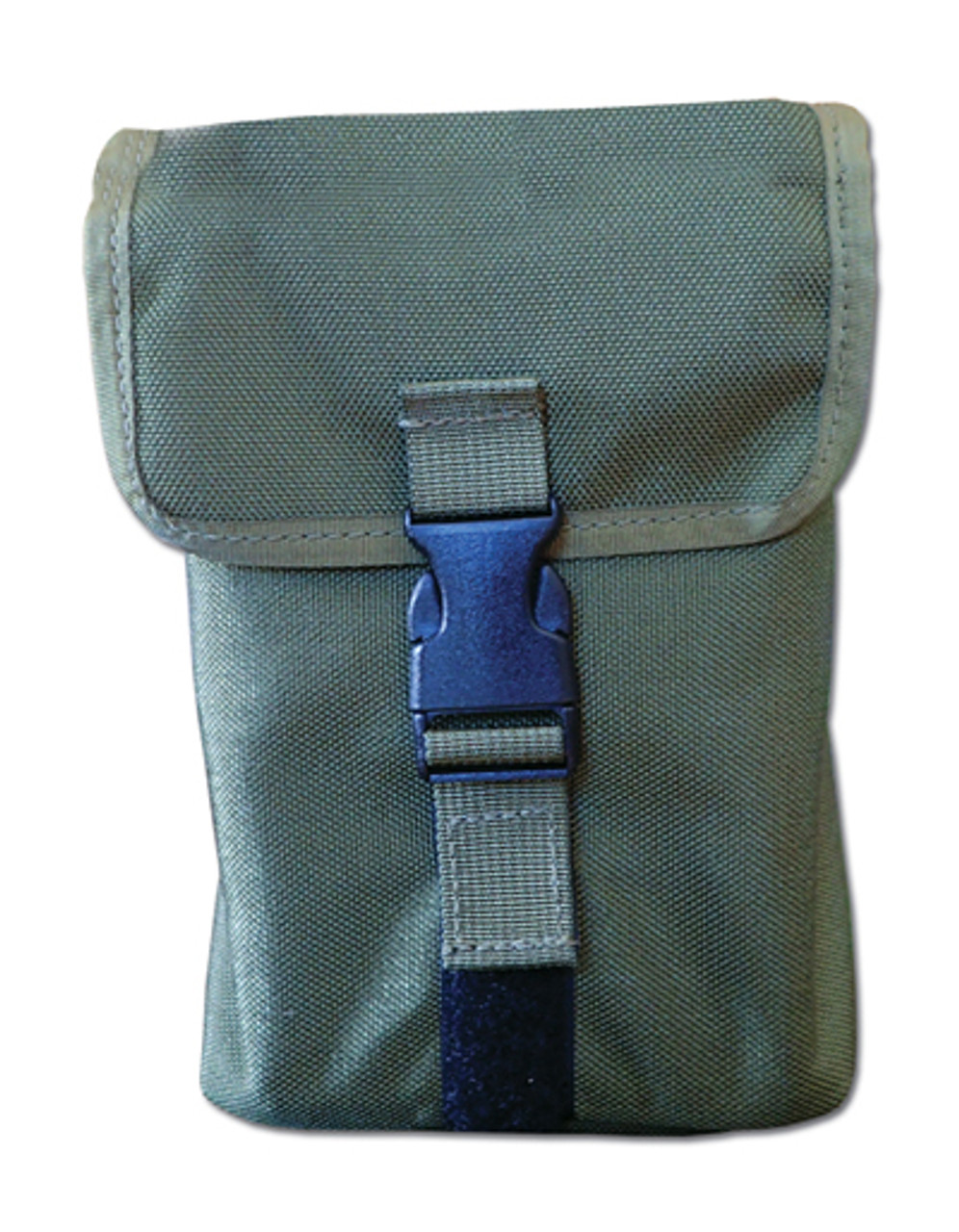 ESEE Knives LARGE-TIN-POUCH-OD Mess/Survival Tin OD Green Cordura Pouch