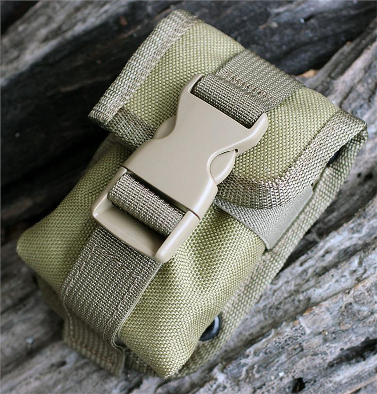 ESEE OD Green Accessory Pouch Fits Model 5 or 6 Hard Sheath 52-POUCH-OD