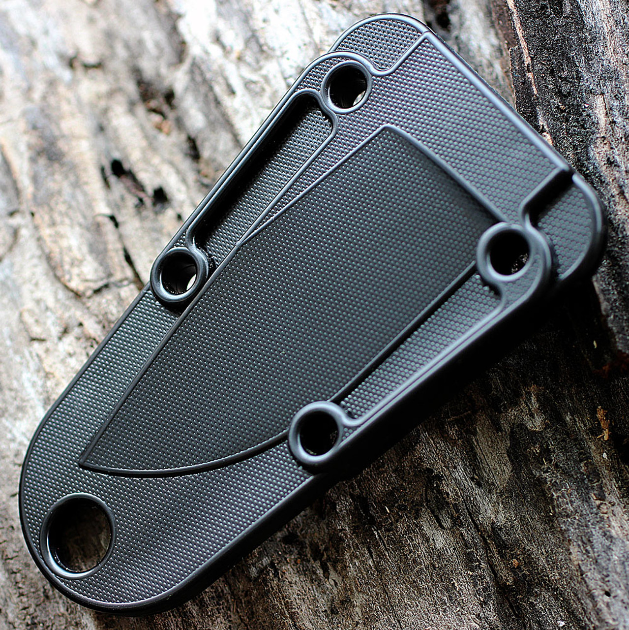 ESEE Izula Tactical Gray with Black G10 Handles