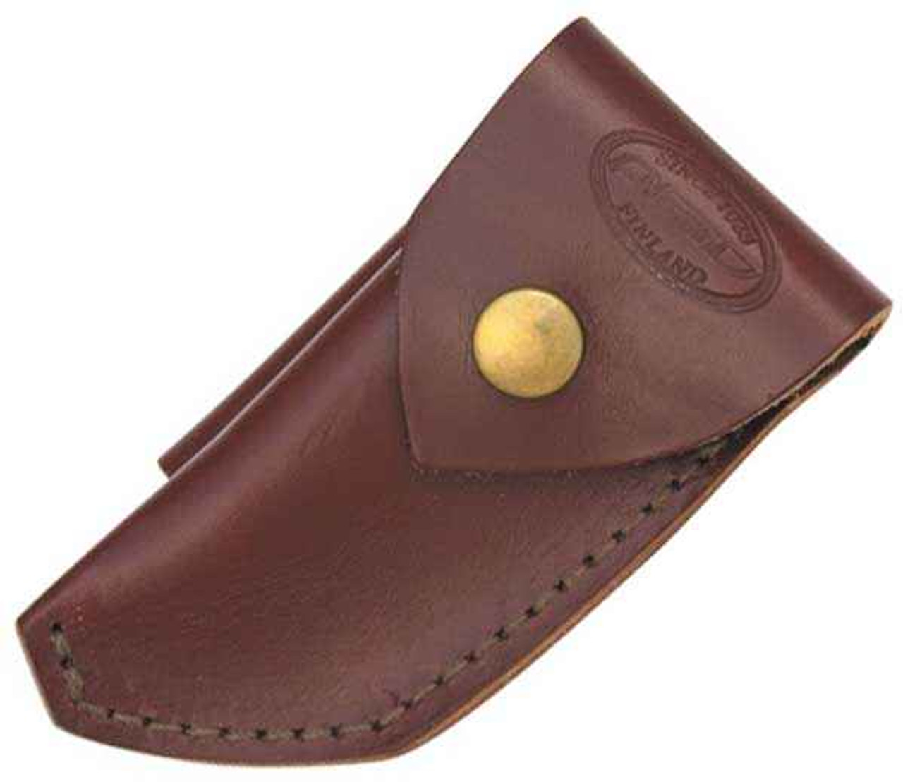 Marttiini Brown Leather Belt Sheath Small