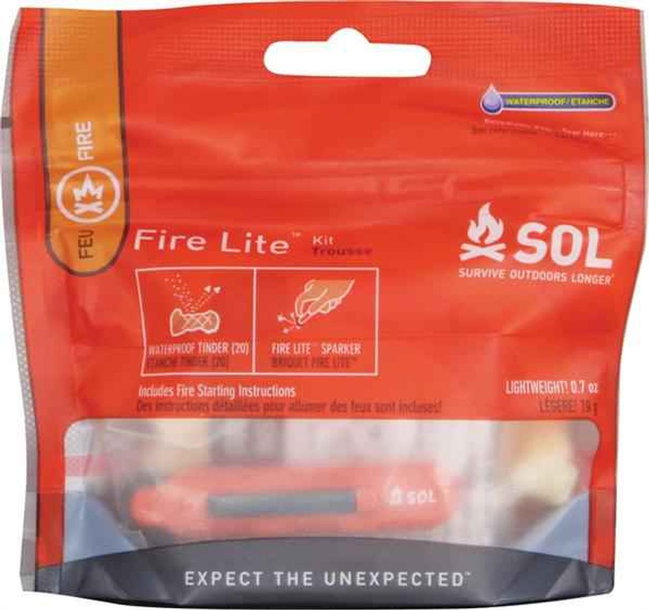 Adventure AD1230 Medical SOL Fire Lite Kit