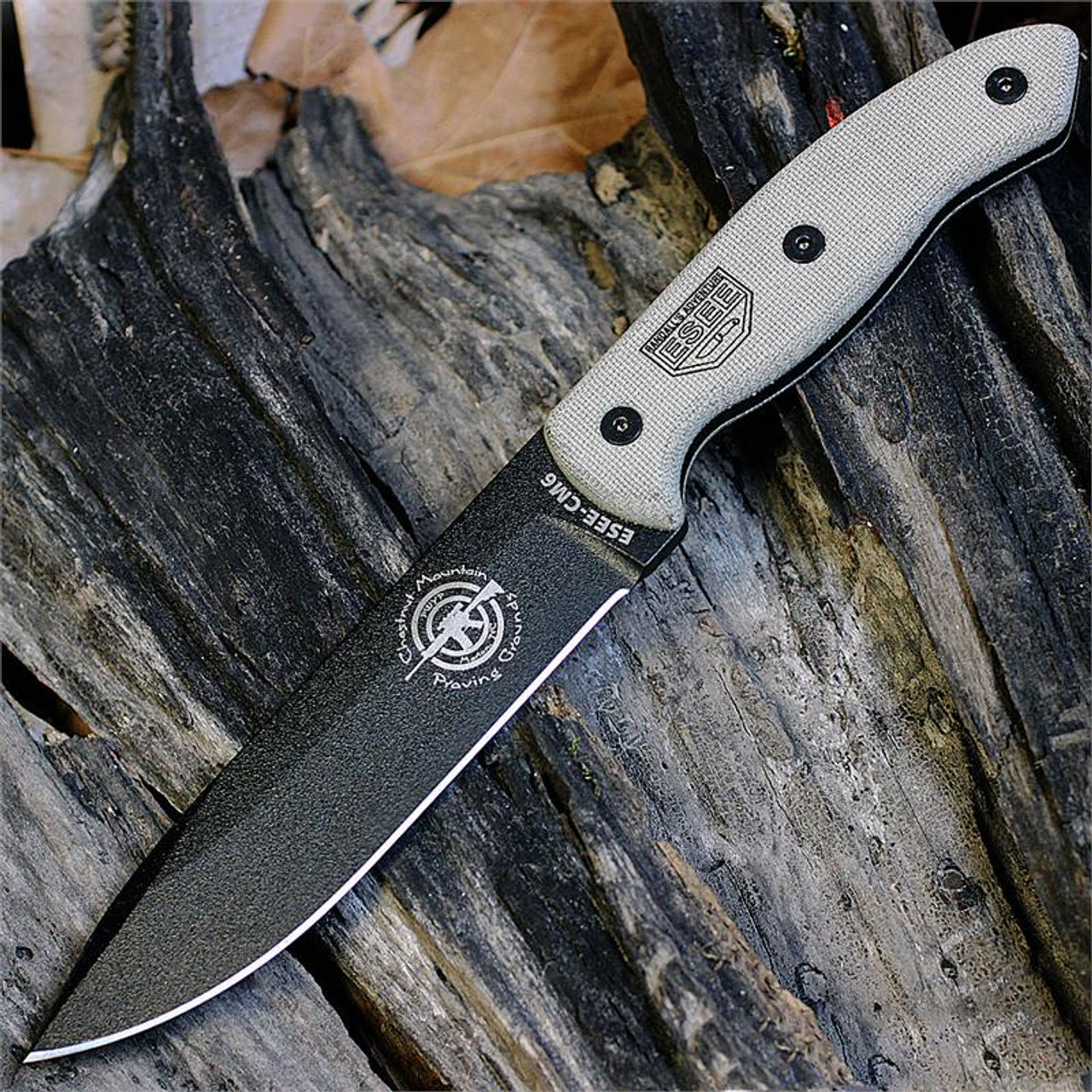 ESEE-CM6, Terrill Hoffman design