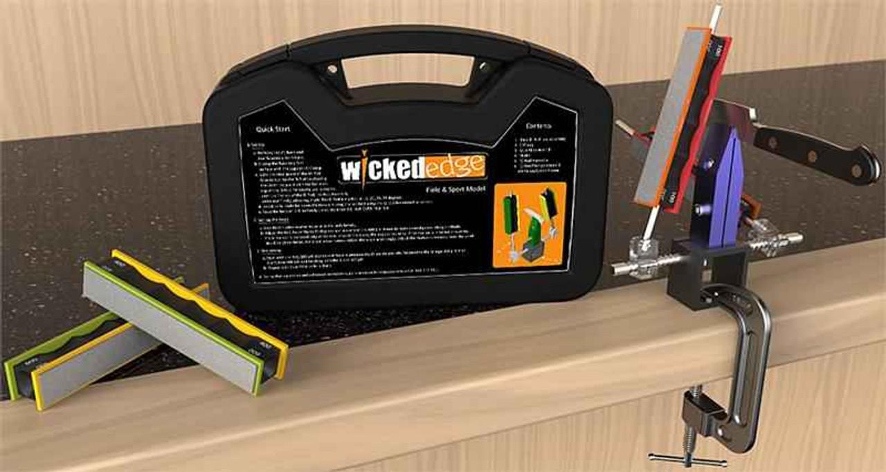 Wicked Edge WE102 Field & Sport Sharpener