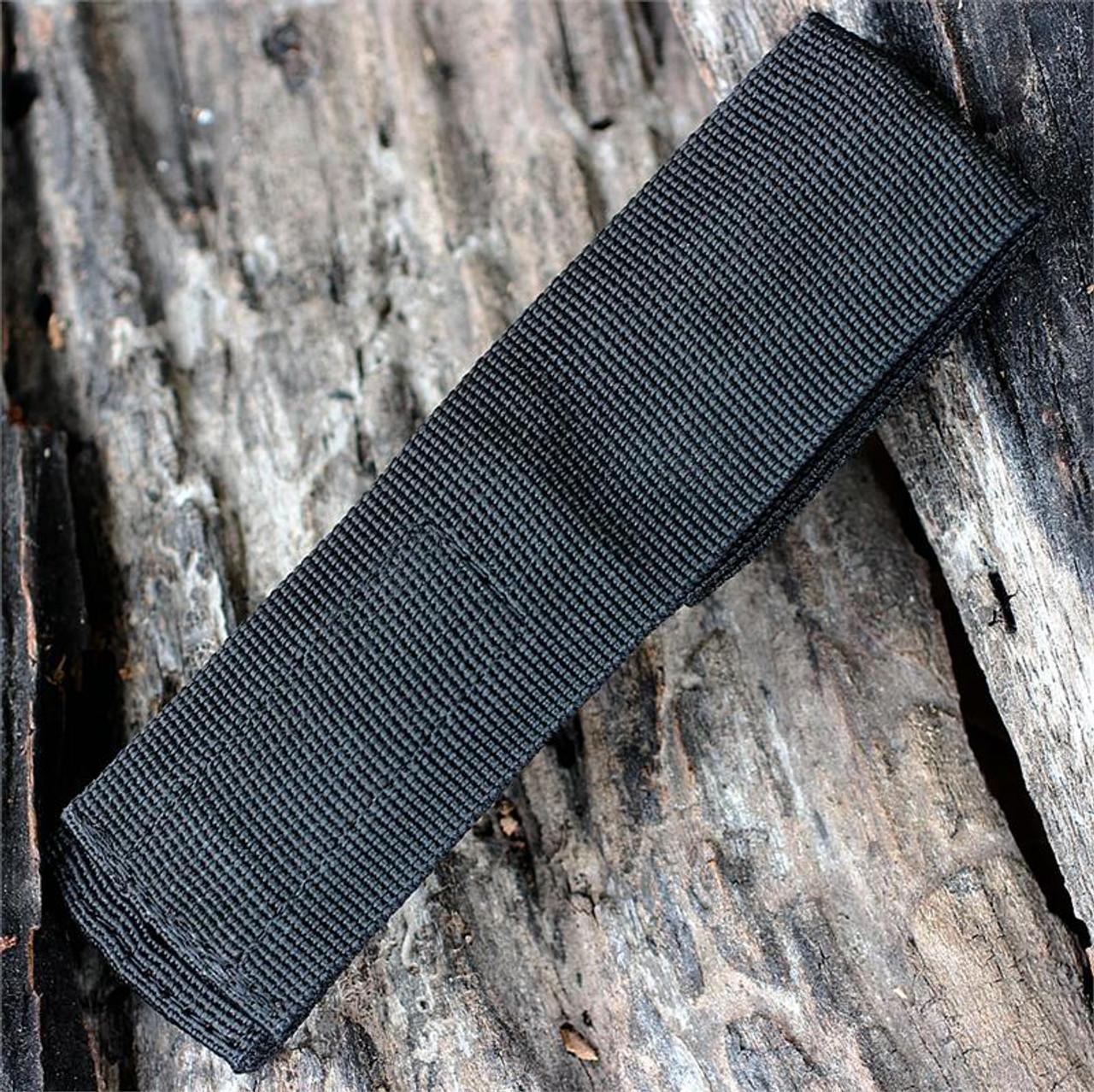 ESEE Candiru Sheath, Cordura w/ Plastic Liner, Black