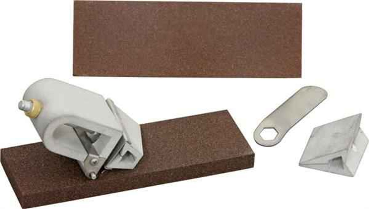 KME Self-Aligning Broadhead and Replacement Blade Sharpener - Standard Kit