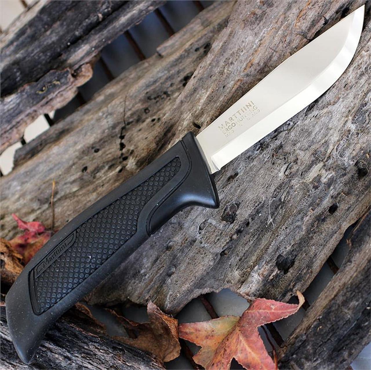 Marttiini Skinner Ergo 320010 9 in. Fixed Blade