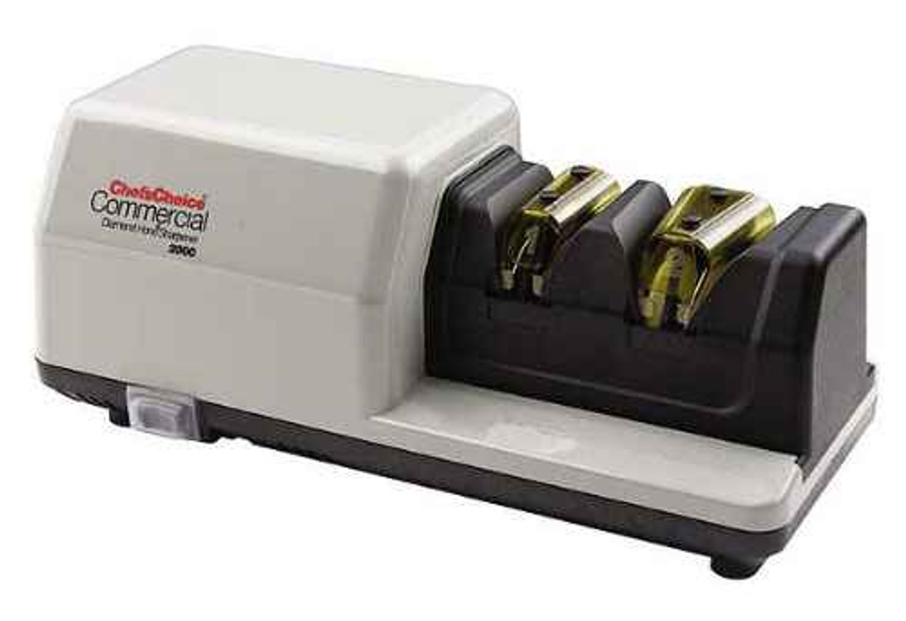 Chef's Choice 2000 Commercial Electric Diamond Hone Knife Sharpener