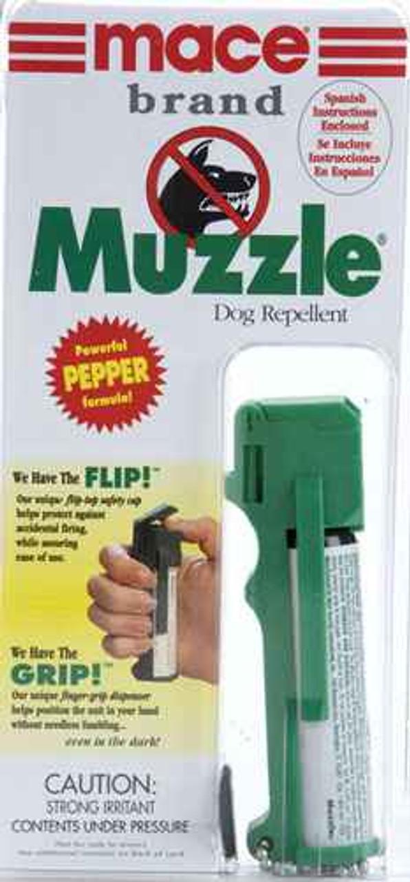 Mace Muzzle Dog Pepper Spray