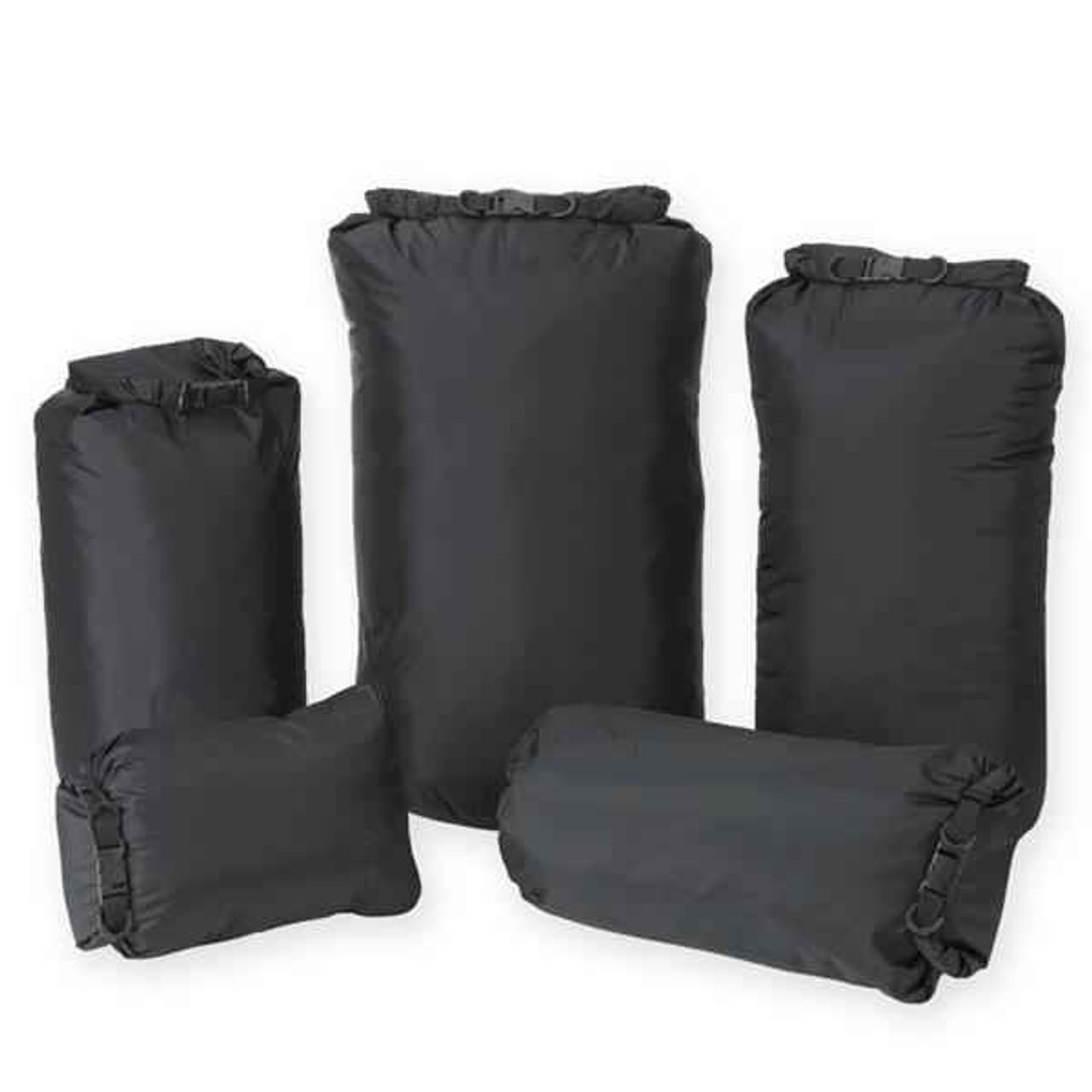 Pro Force Dri-Sak Waterproof Bag - Medium, Black