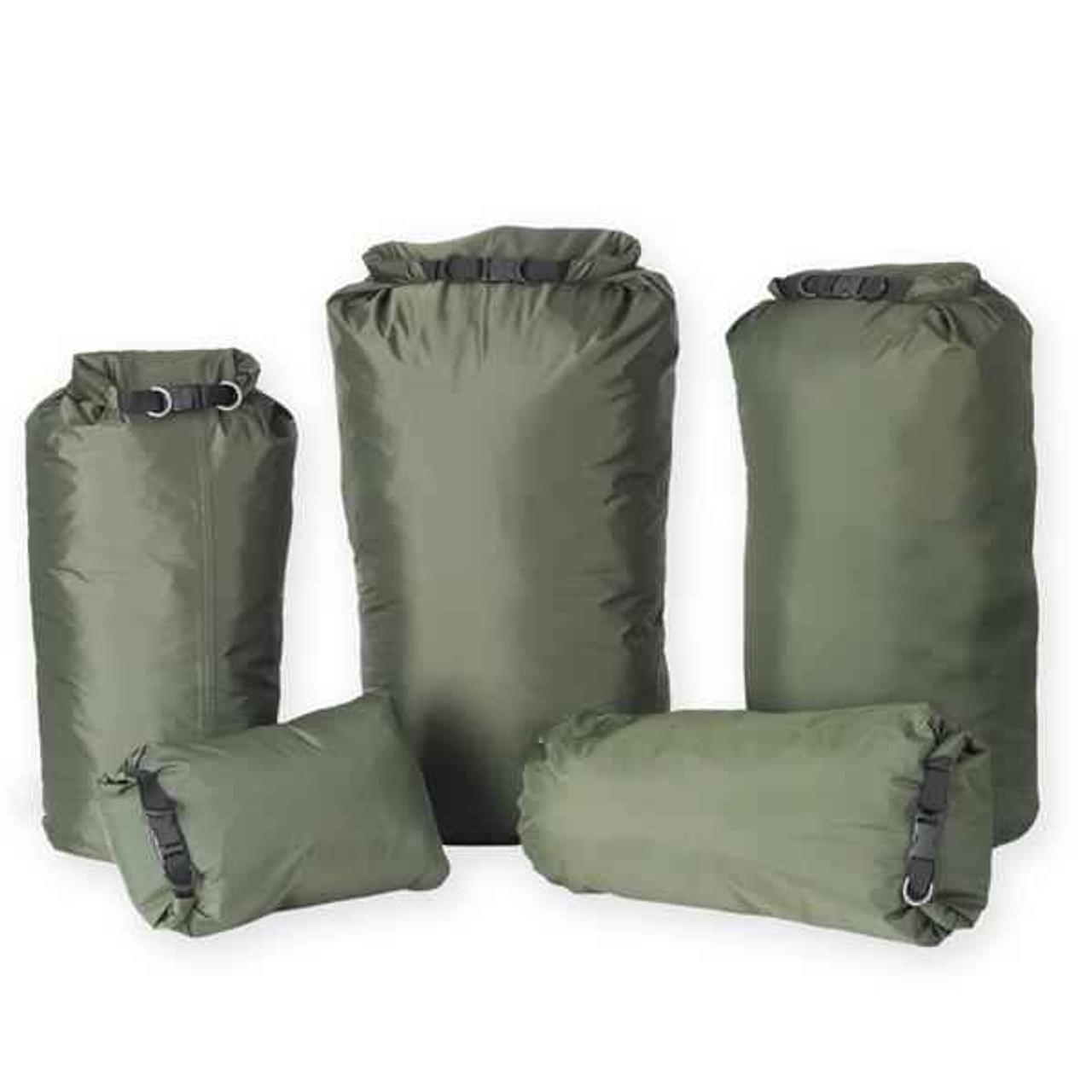 Pro Force Dri-Sak Waterproof Bag - Large, Olive