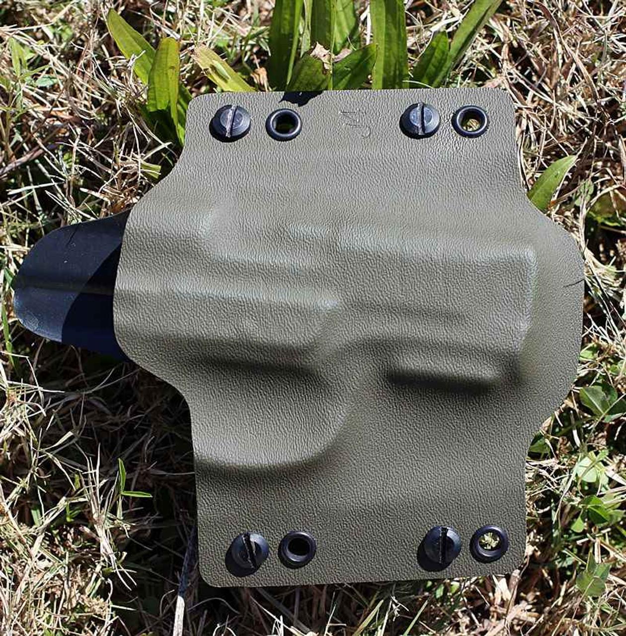 Concealment Hammer Commander, Right Hand, Ruger SR9C, SR40C-OD Green