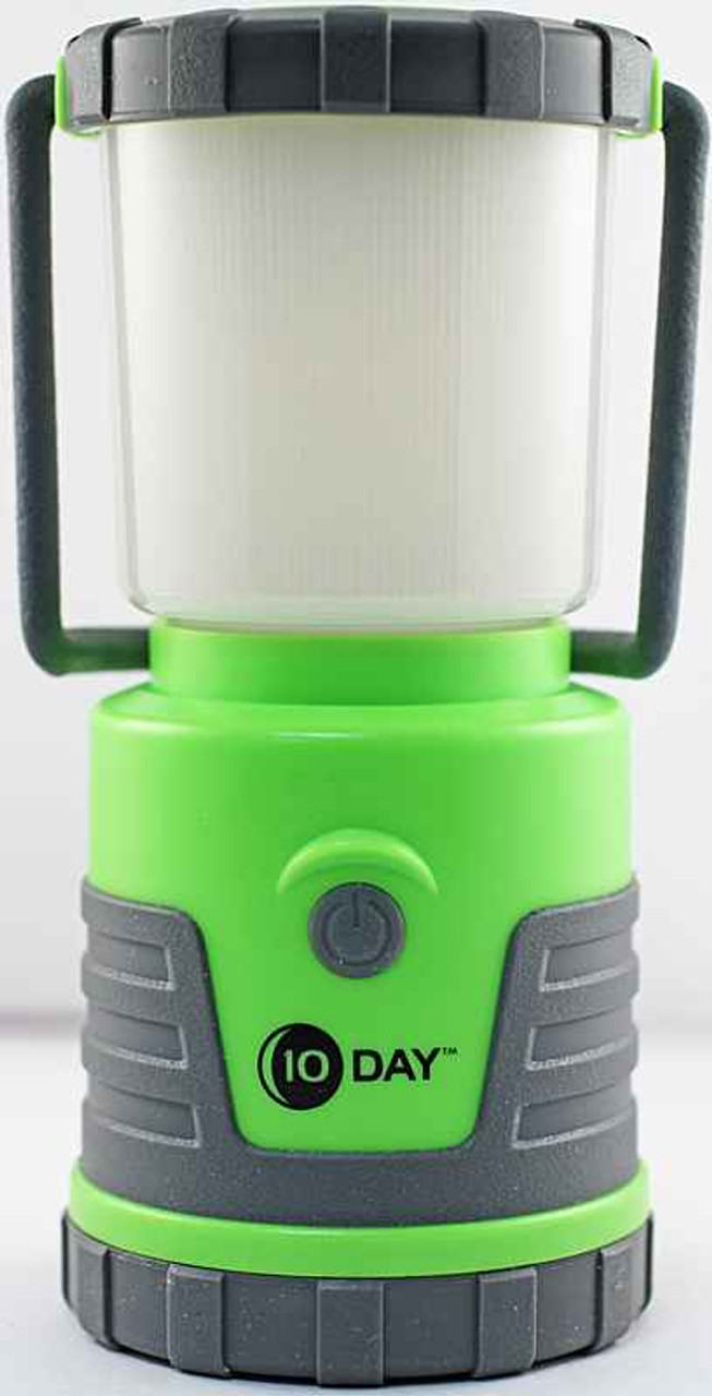 Ultimate Survival 10-Day LED Lantern Lime