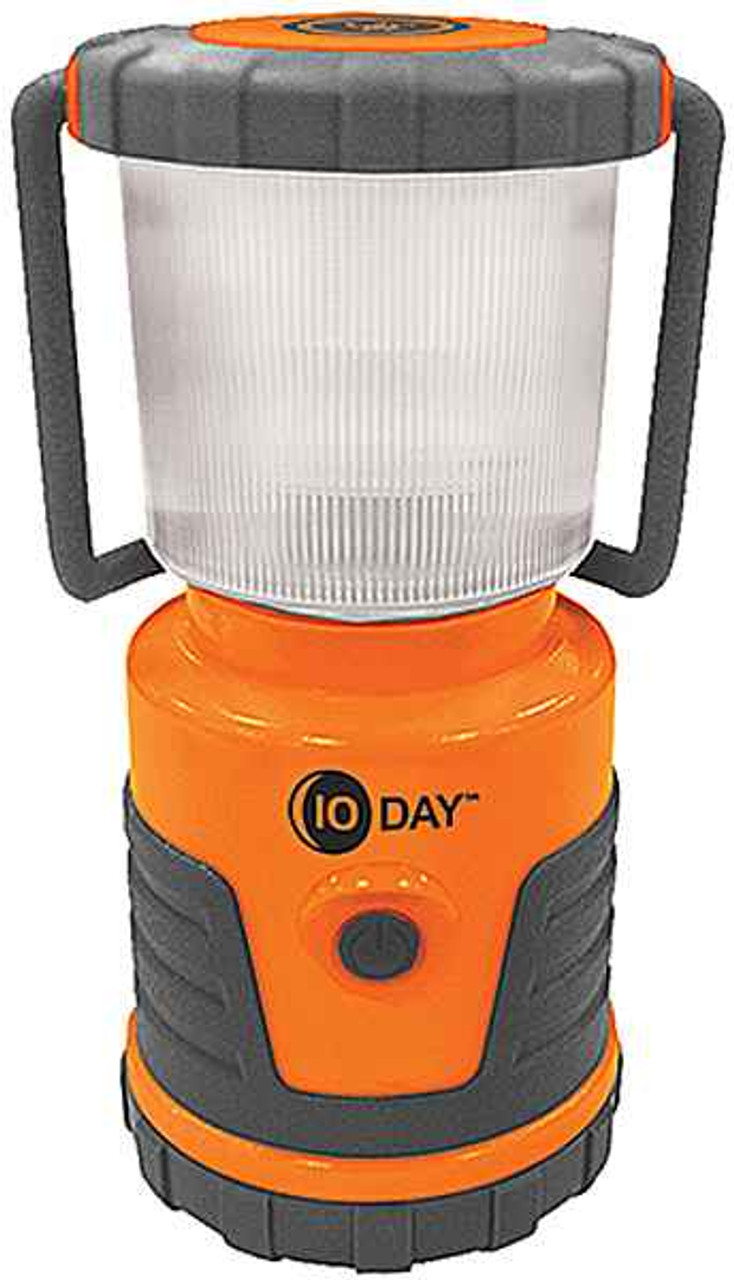Ultimate Survival 10-Day LED Lantern Orange