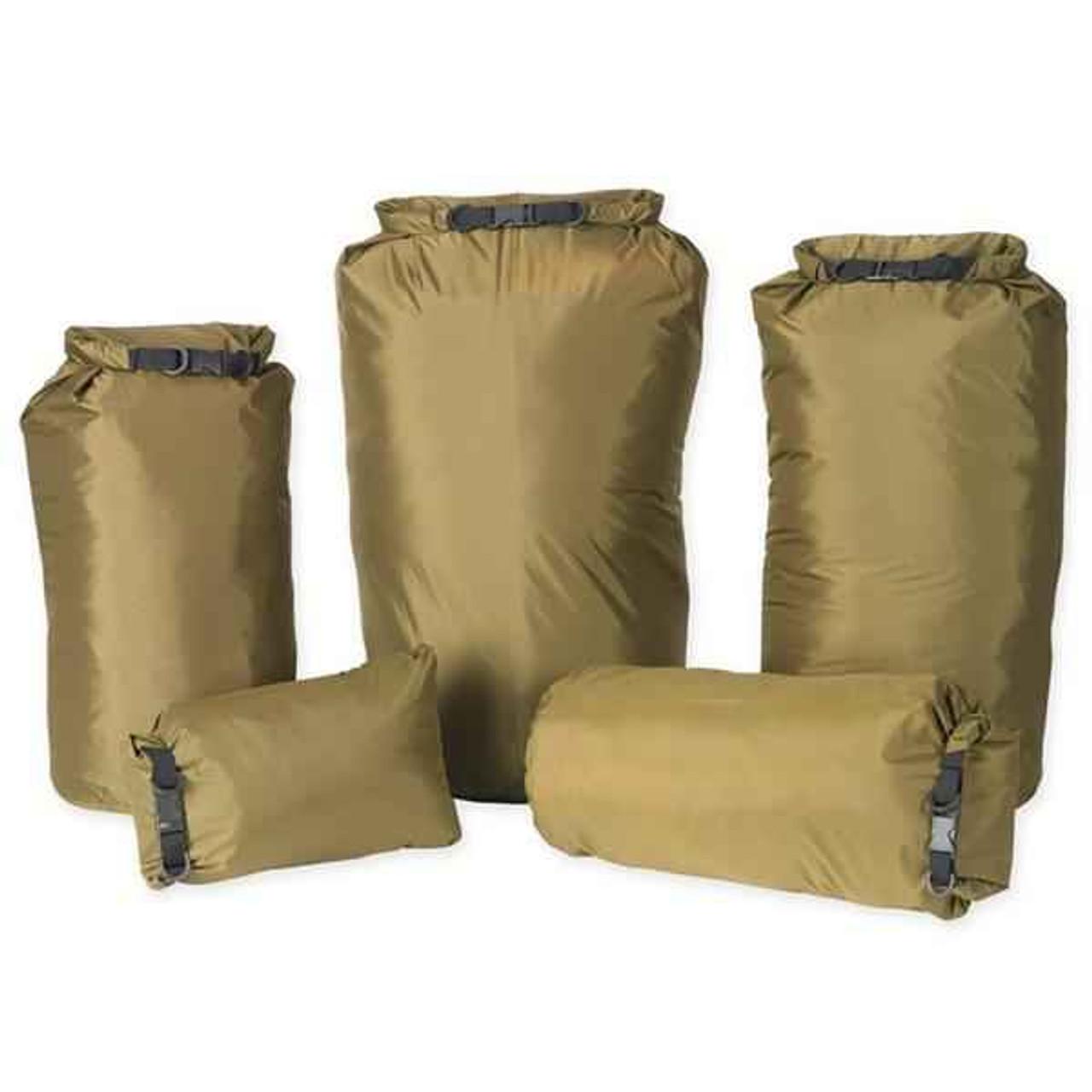 Pro Force Dri-Sak Waterproof Bag - XX Large, Coyote