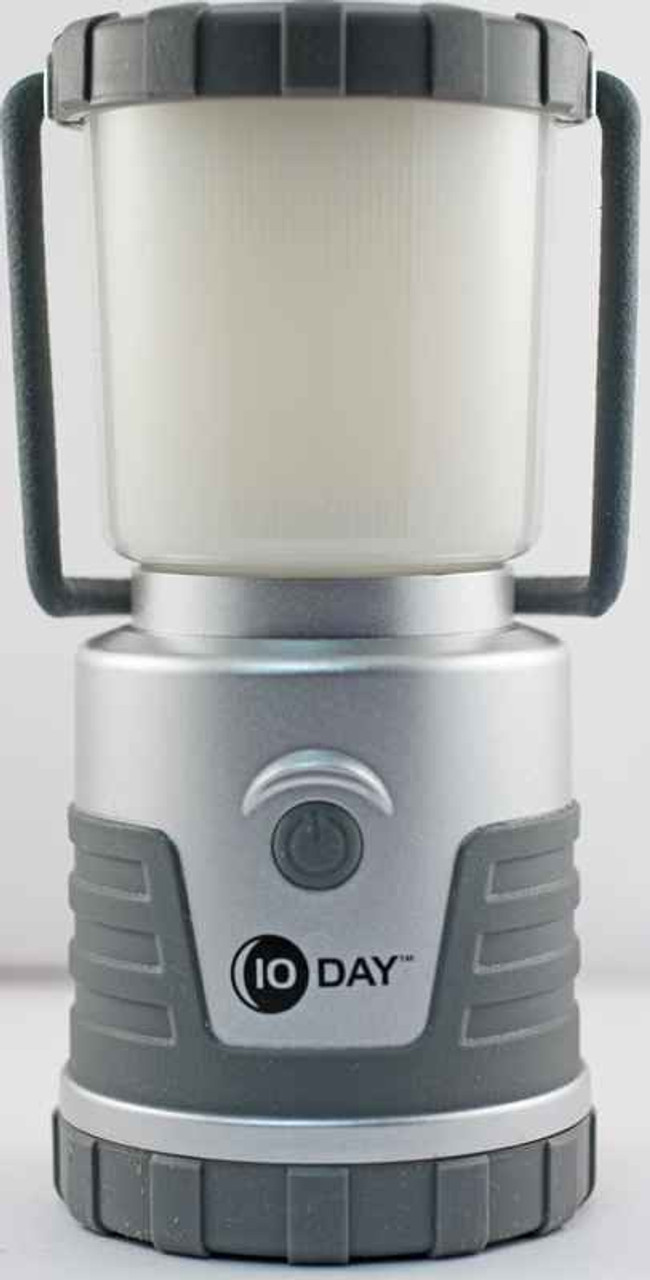 Ultimate Survival 10-Day LED Lantern Silver