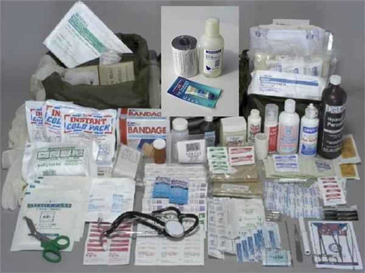 First Aid - M17 Medic Bag