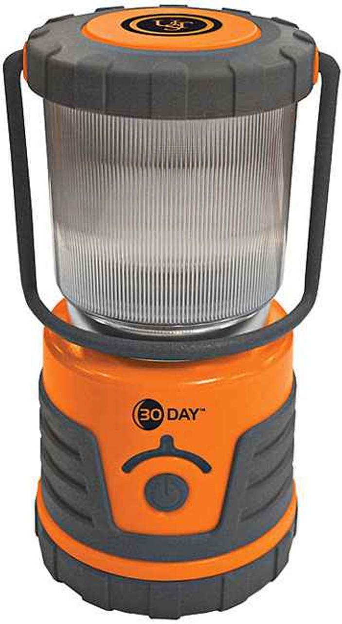 Ultimate Survival 30-Day LED Lantern Orange