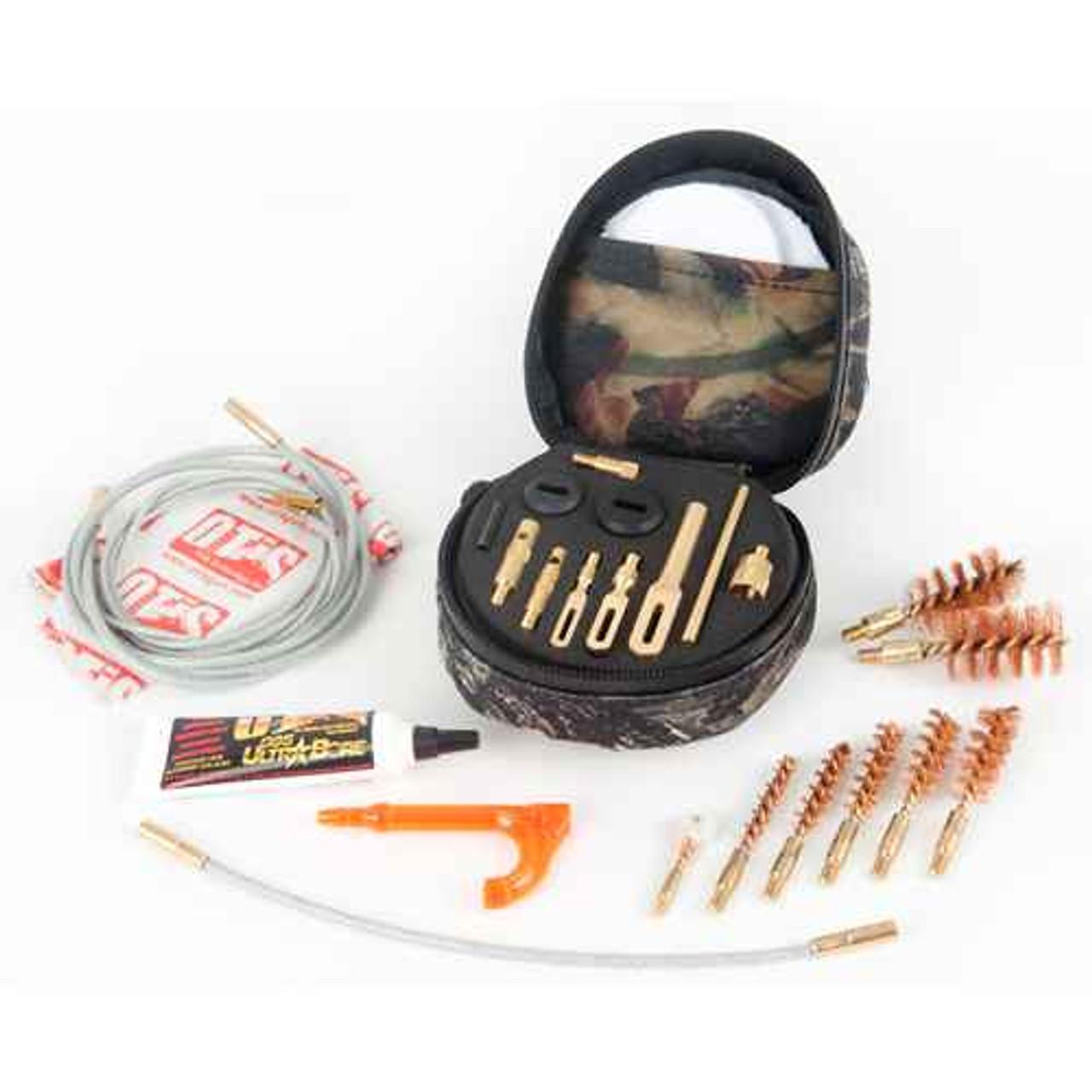 Otis Hard Core Hunter Gun Cleaning Kit, Mossy Oak Camo