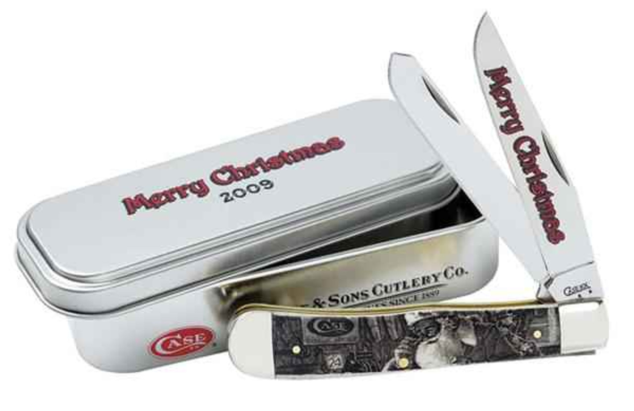 Case 8793, 2009 Merry Christmas Trapper (6254 SS)
