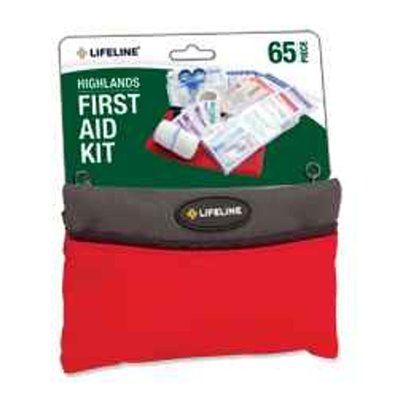 LifeLine Highlands First Aid Kit