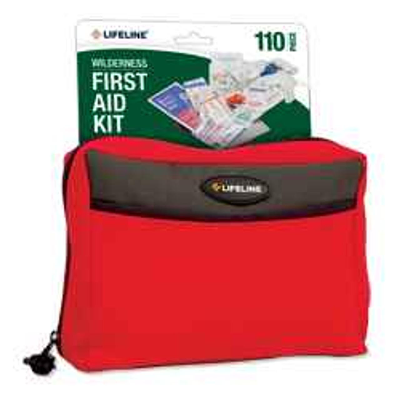 LifeLine Wilderness First Aid Kit
