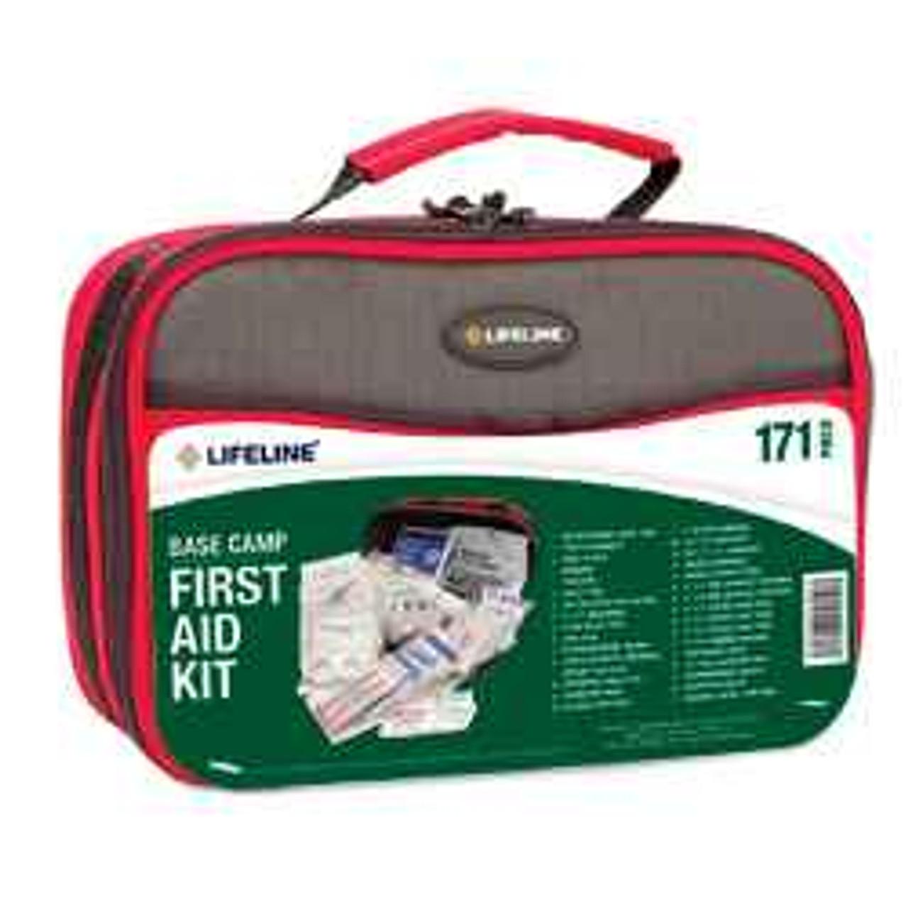 LifeLine Base Camp First Aid Kit