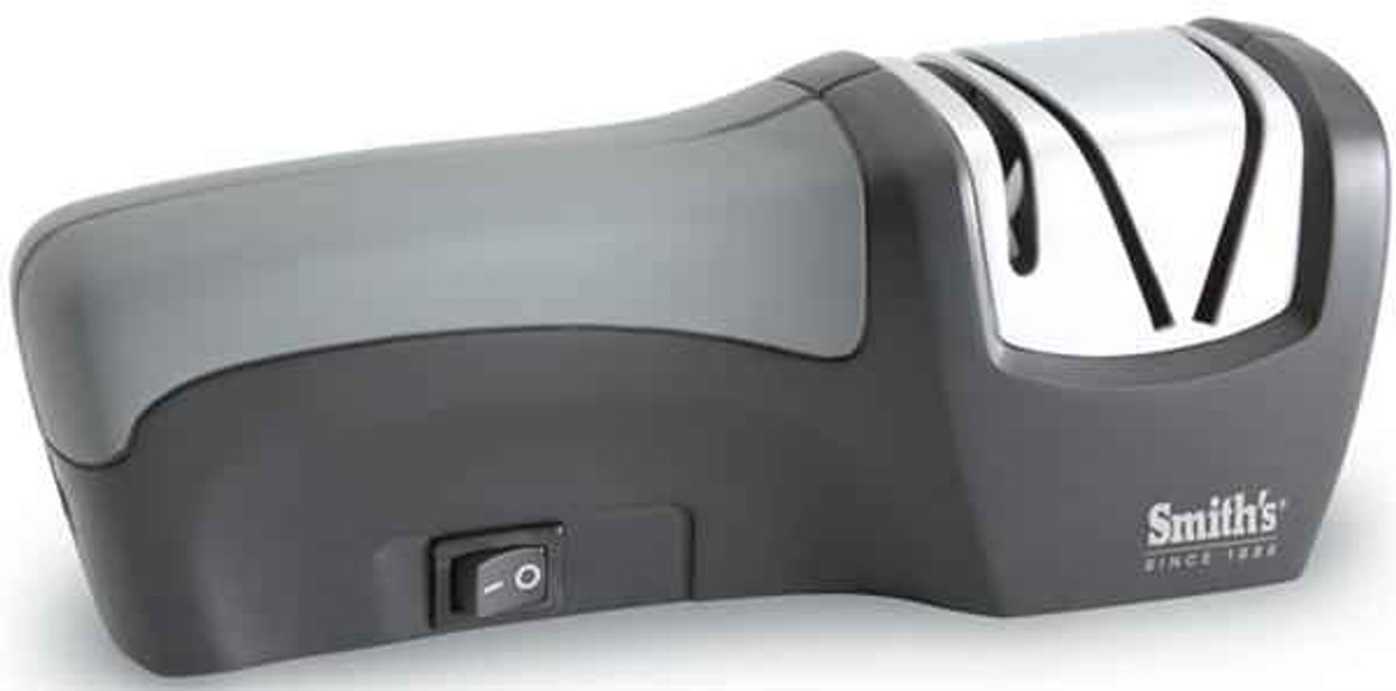 Smith's Edge Pro Compact Electric & Manual Knife Sharpener
