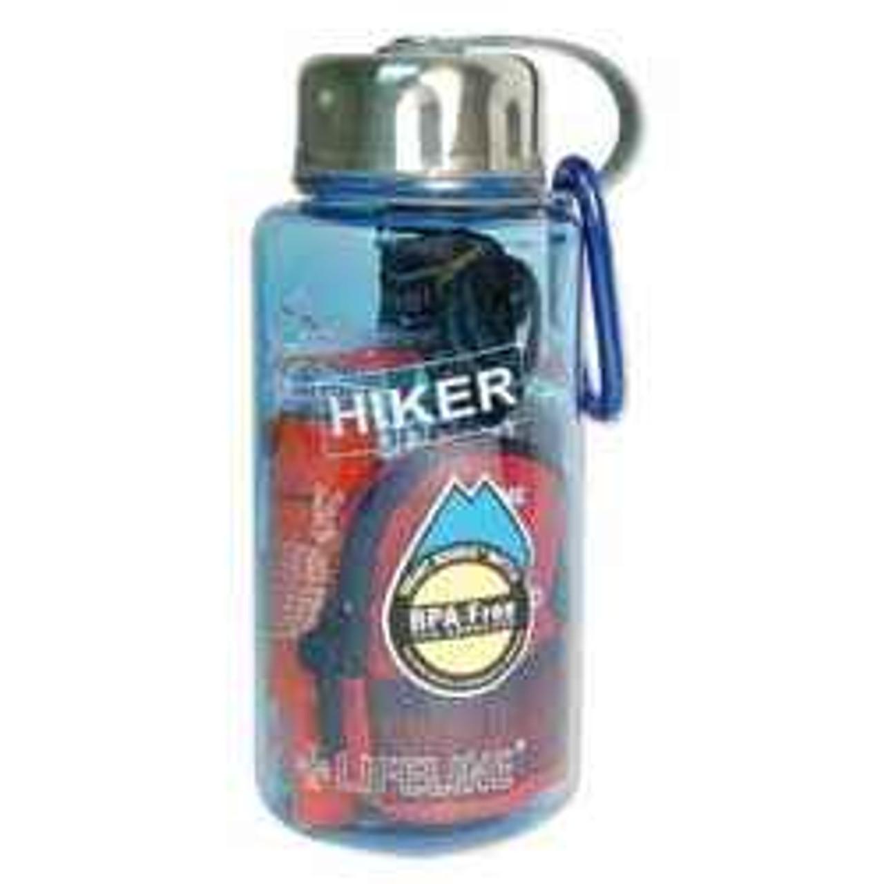 LifeLine Hiker in a Bottle