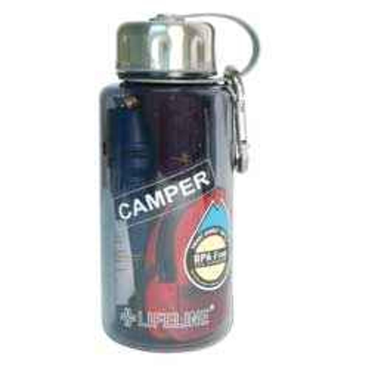 LifeLine Camper in a Bottle