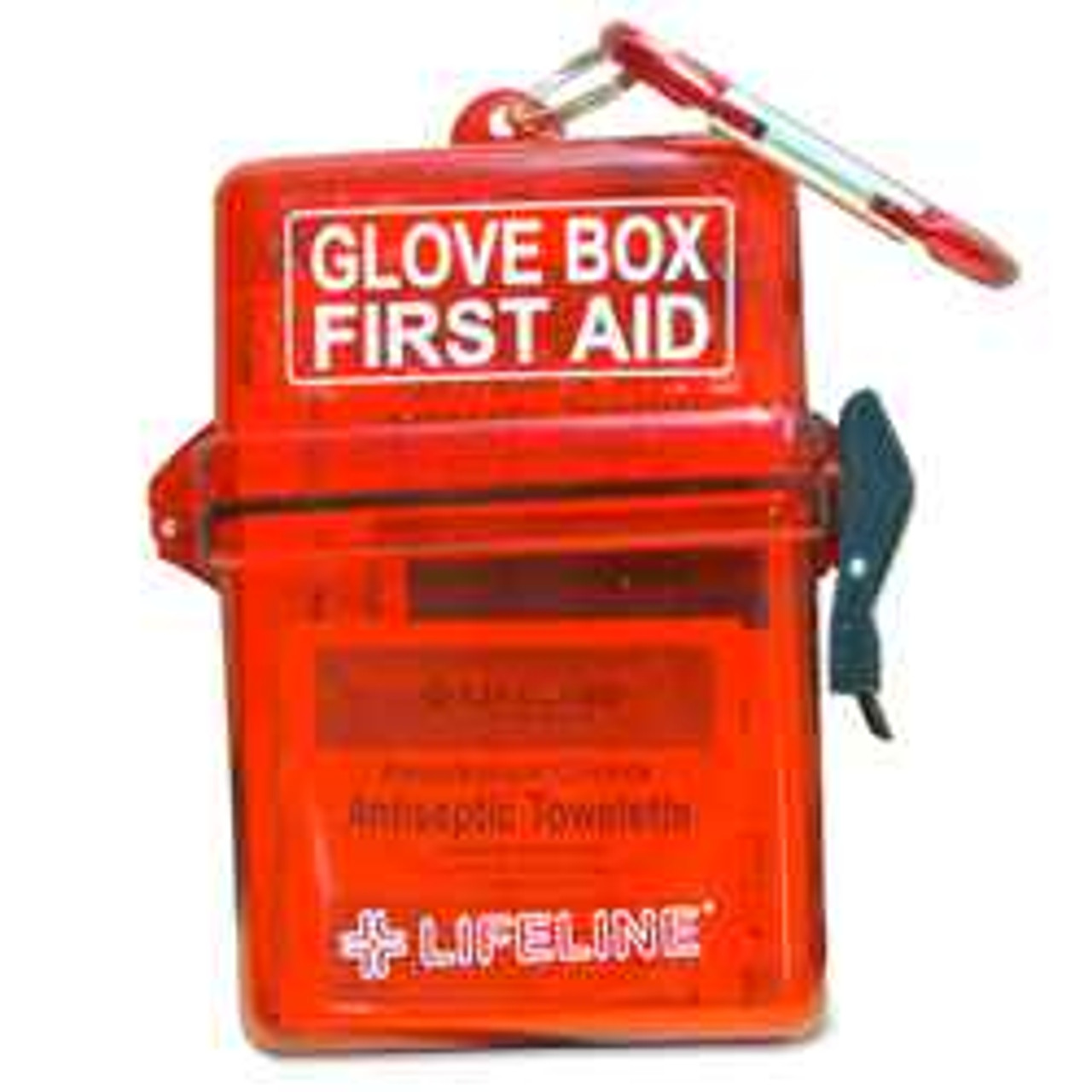 LifeLine Glove Box First Aid Kit