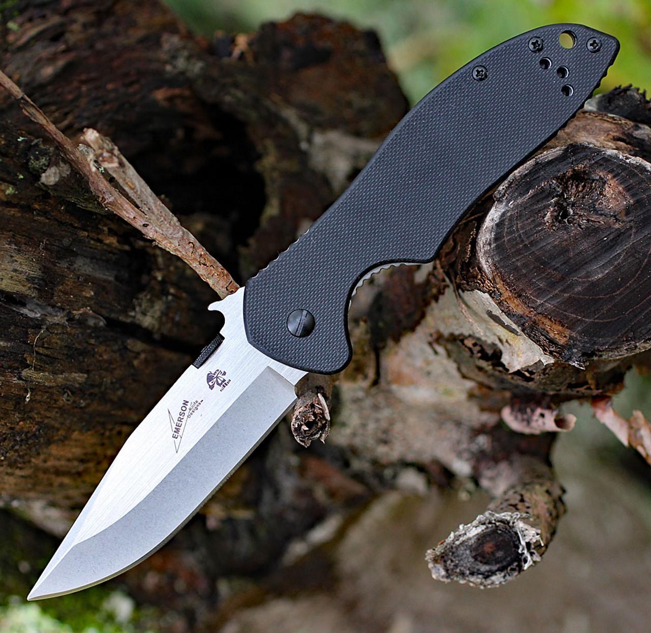 KS4038 Kershaw Tumbler D2 Blade Black G10//Carbon Fiber Framelock Clip