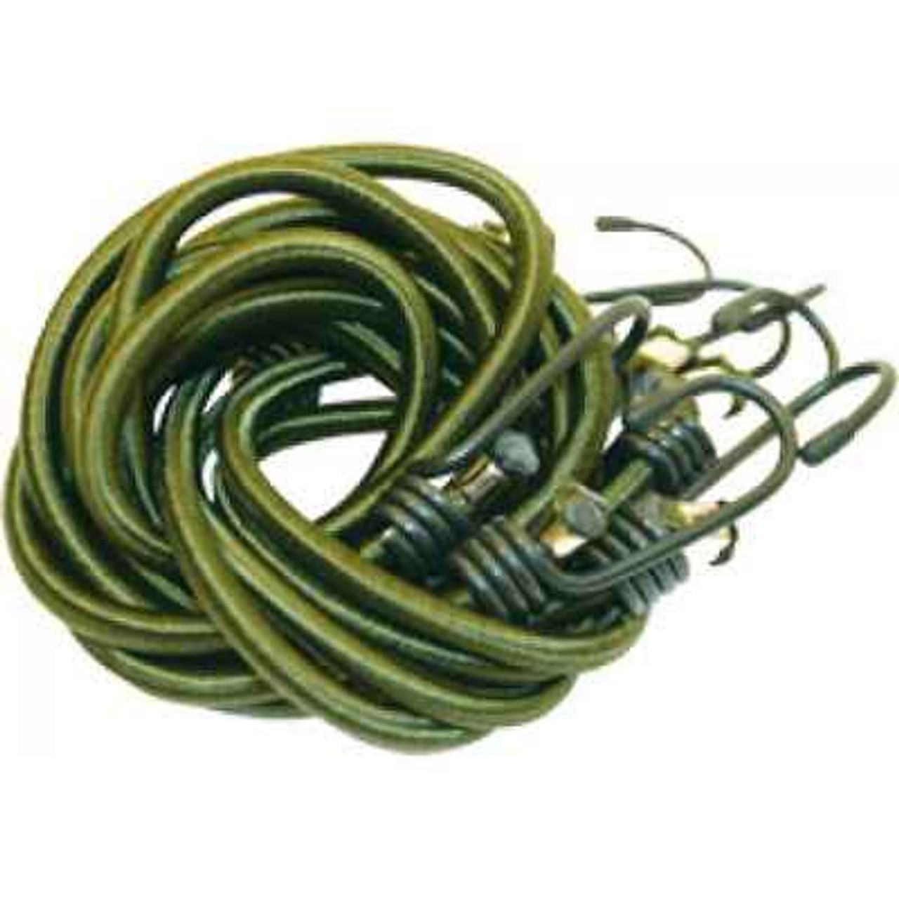 Bushcraft Elasticated Bungees