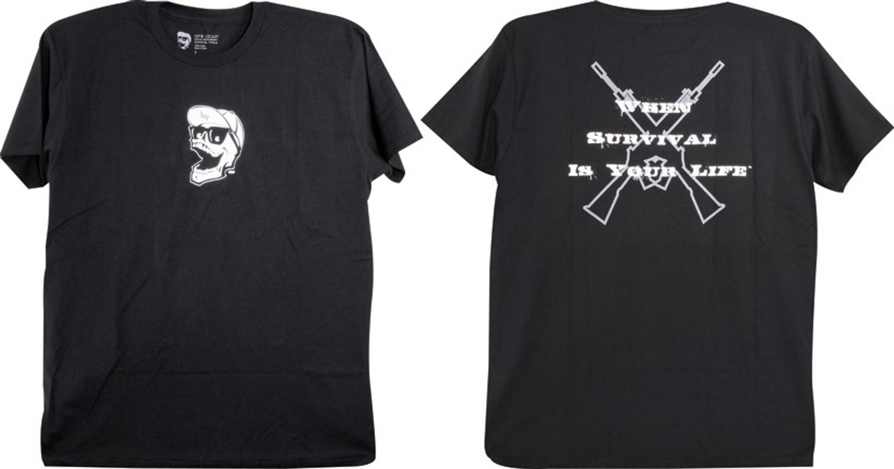 DPx Gear Grey Guns T-Shirt DPXGGT005