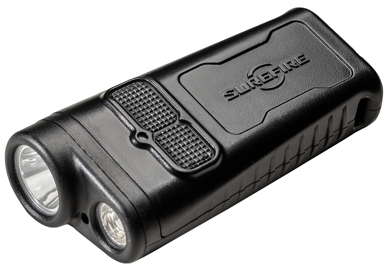 Surefire Guardian DBR Dual-Beam Rechargeable Ultra-High LED Flashlight