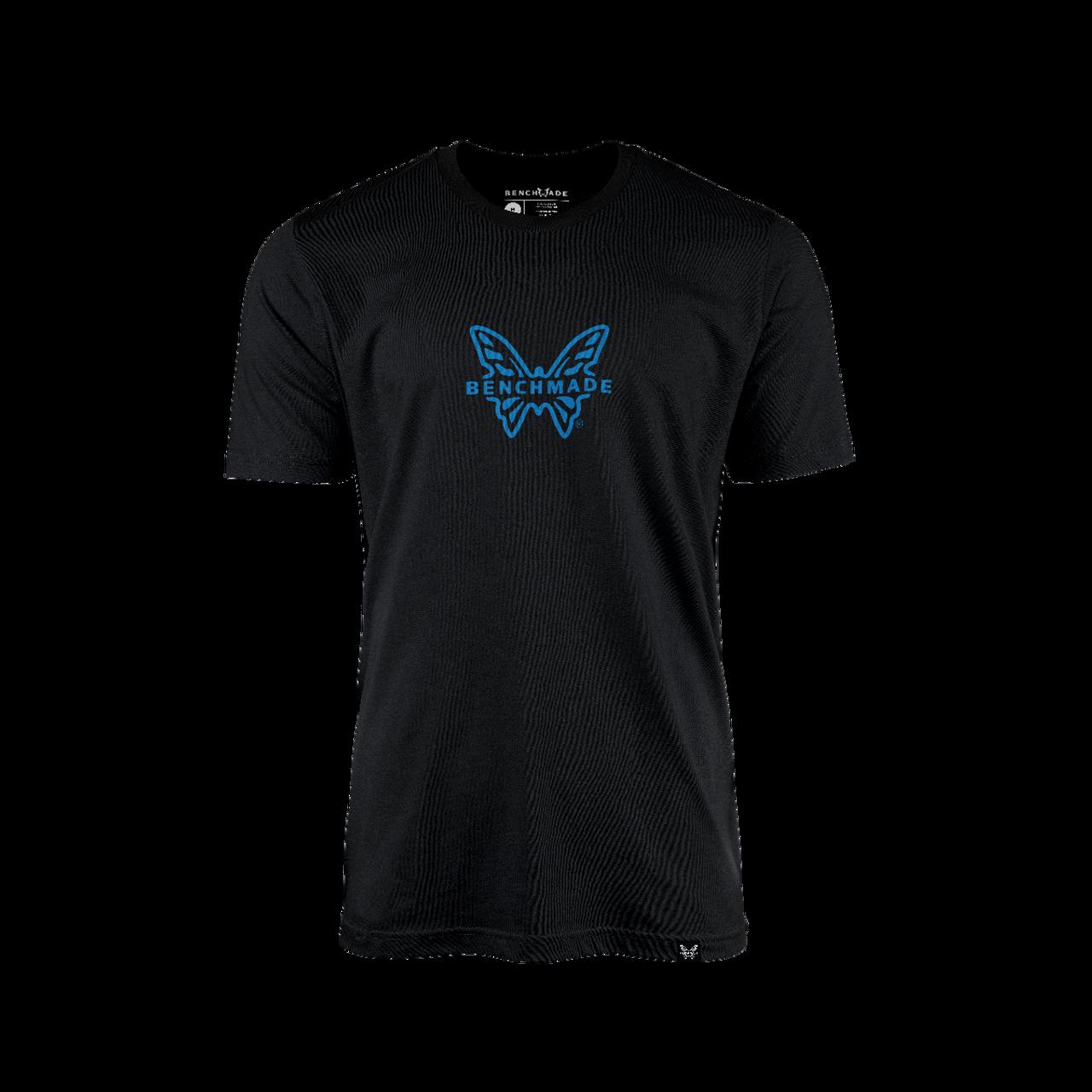 Benchmade Men's Favorite T-Shirt Black, Large