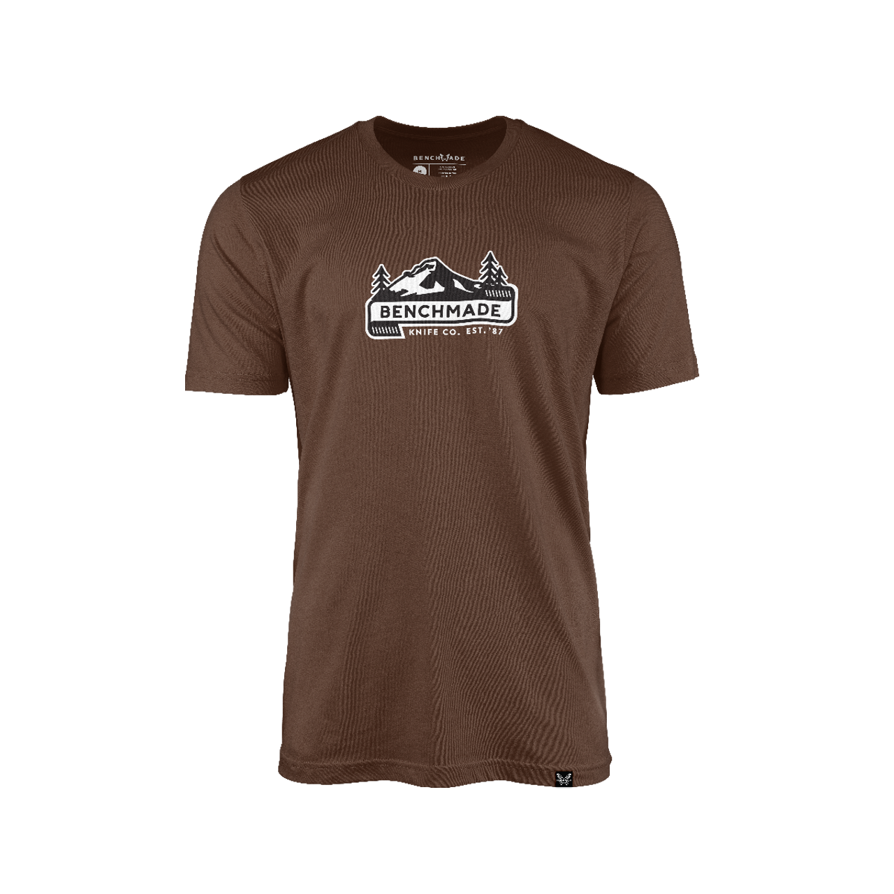 Benchmade Men's Banner T-Shirt Bark, X Large