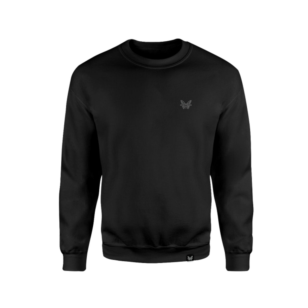 Benchmade Men's Favorite Crew Sweatshirt Black, Medium
