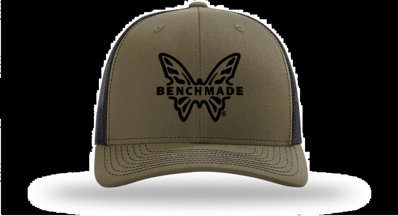 Benchmade Favorite Trucker Hat Loden/Black Mesh